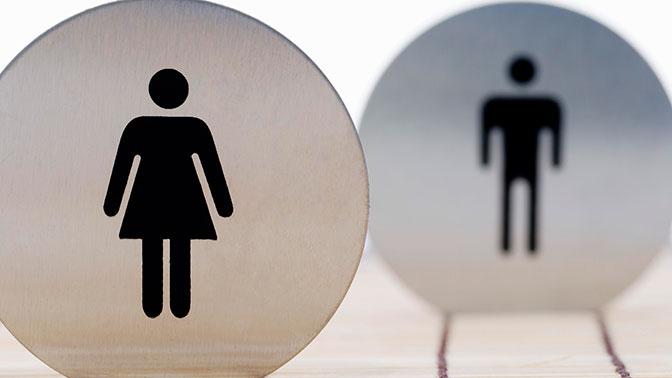 Росстат выяснил соотношение мужчин и женщин в России