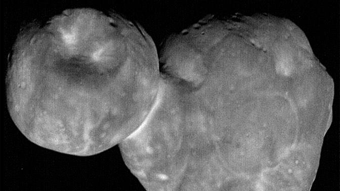 NASA отыскала  таинственные  структуры на«краю света»