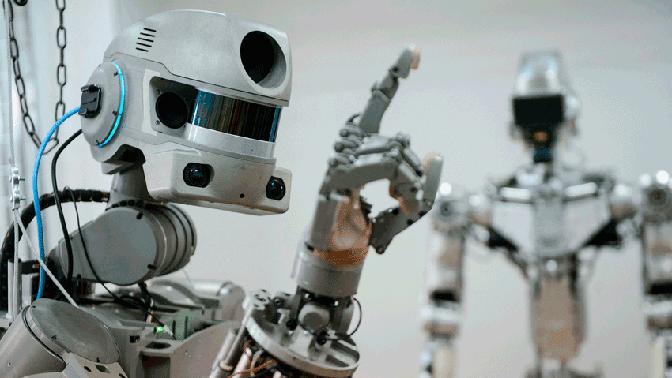 Российские ученые создают робота-собаку для транспортировки грузов