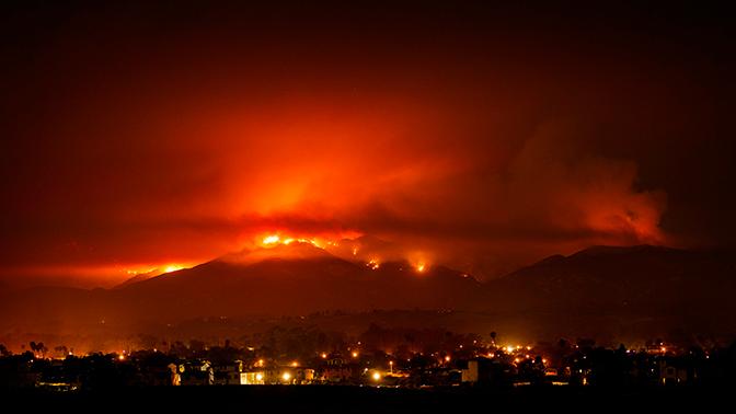 Геологи предсказали вулканическую катастрофу в США