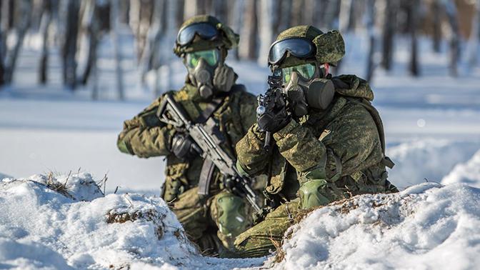 В России анонсировали создание гражданской версии экипировки «Ратник»