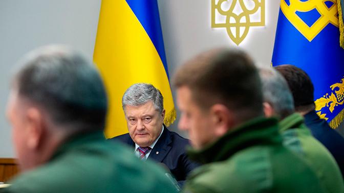 Немецкий политик предложил создать международный трибунал по преступлениям Порошенко в Донбассе