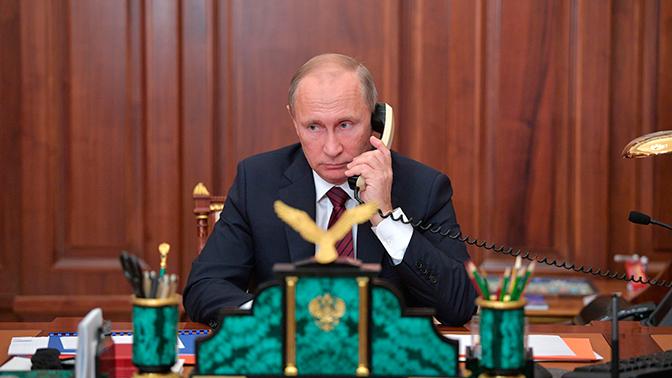 Путин обсудил с Моди урегулирование кризиса отношений Индии и Пакистана ed59ad4da9464