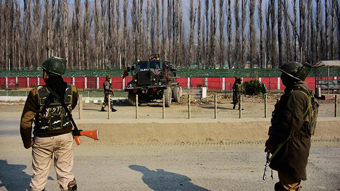 Пакистан согласился на посредничество Москвы при переговорах с Индией