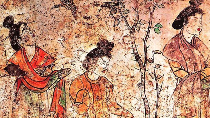 В древней гробнице Китая нашли «эликсир бессмертия»