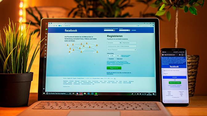 Facebook введет сквозное шифрование личных сообщений пользователей