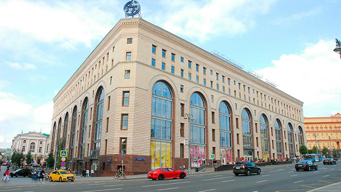 Схема движения изменится в центре Москвы в конце марта