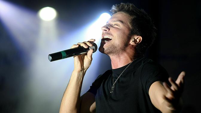 Сергей Лазарев представил песню для «Евровидения»