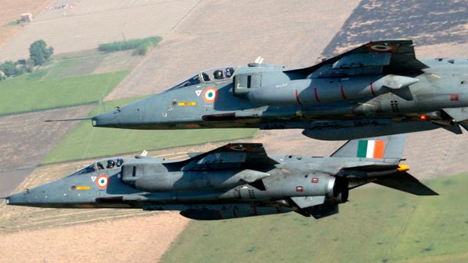 ВВС Индии заявили об уничтожении четвертого пакистанского беспилотника