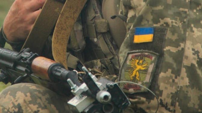 Военнослужащий 54-й бригады ВСУ перешел на сторону ЛНР