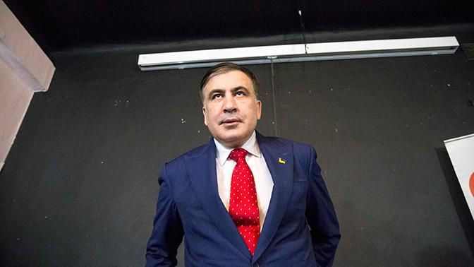Саакашвили задумал сделать из Украины «великую державу»