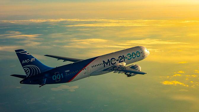 В Кремле оценили инициативу по замене Boeing 737 MAX на МС-21