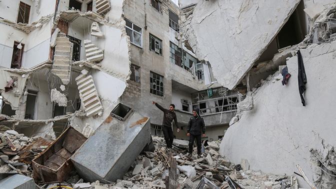 В МИД РФ предупредили о подготовке новой провокации с химоружием в сирийском Идлибе