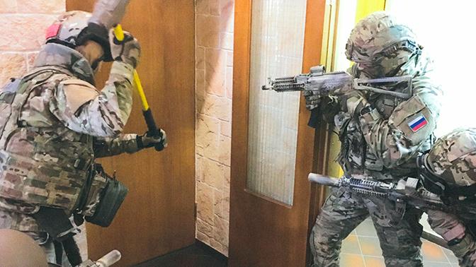 ФСБ РФ сообщила о формировании нового очага террористов ИГ* в Афганистане