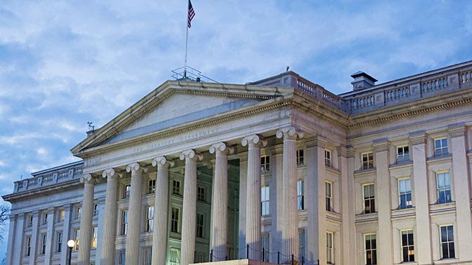 Минфин США расширил список антироссийских санкций