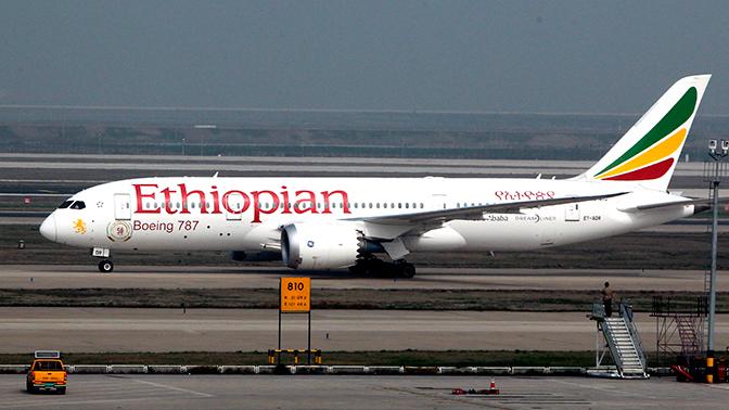 Названы сроки расшифровки данных черных ящиков разбившегося в Эфиопии Boeing