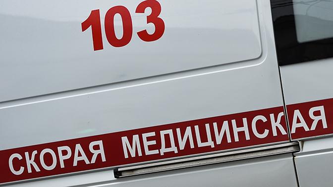 Пассажирский автобус опрокинулся в кювет под Тамбовом