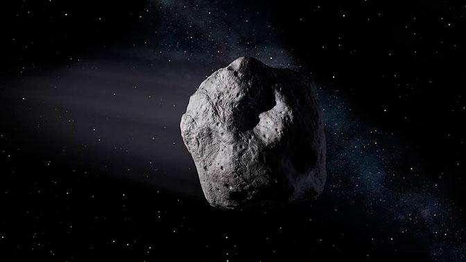 Астрономы отреагировали на сближение огромного астероида ЕА2 с Землей