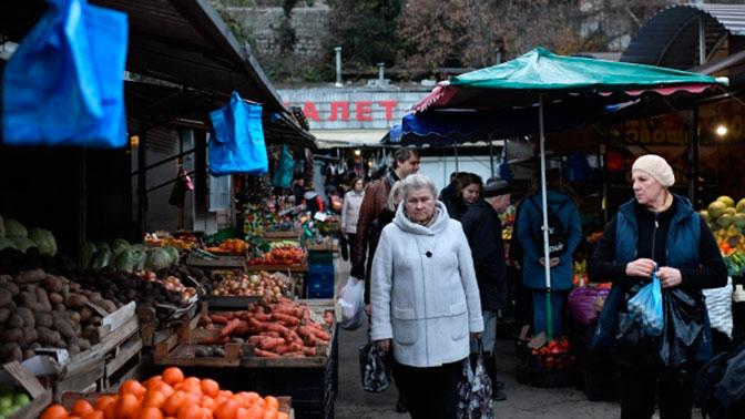 Власти договорились о сдерживании цен на продукты в Крыму