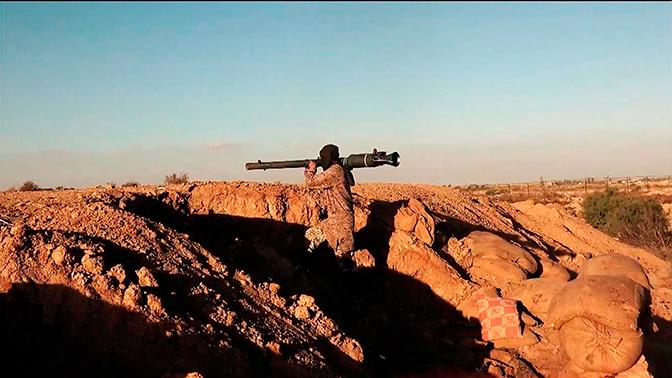 Боевики обстреляли восемь населенных пунктов в Сирии