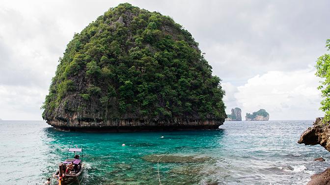 Излюбленные туристами провинции Таиланда под угрозой цунами
