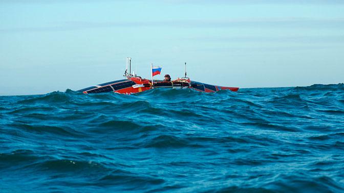 «Гребни - самое опасное»: Конюхов рассказал, как пережил смертельный шторм в Южном Океане