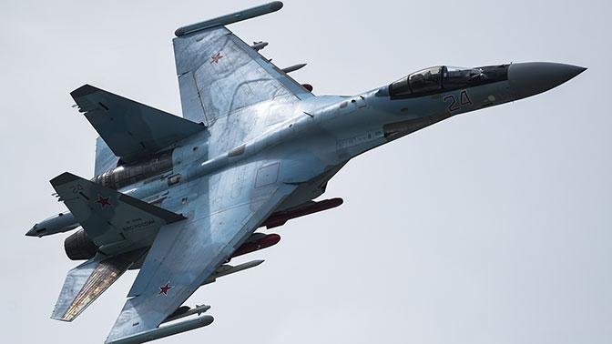 Самый эффективный русский самолет в Сирии: в США оценили Су-35С