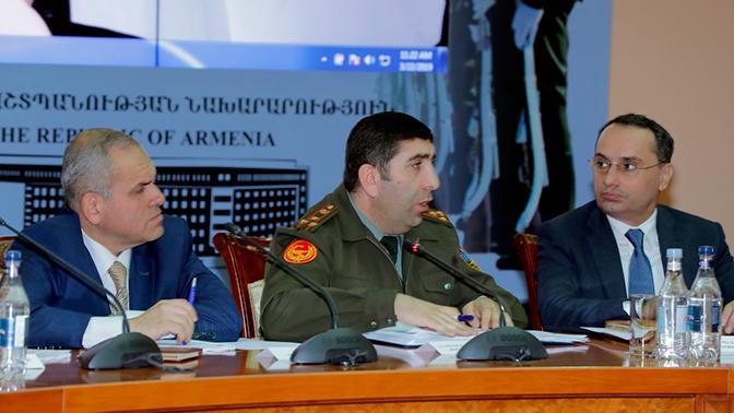 В Ереване решили вопрос страхования военнослужащих