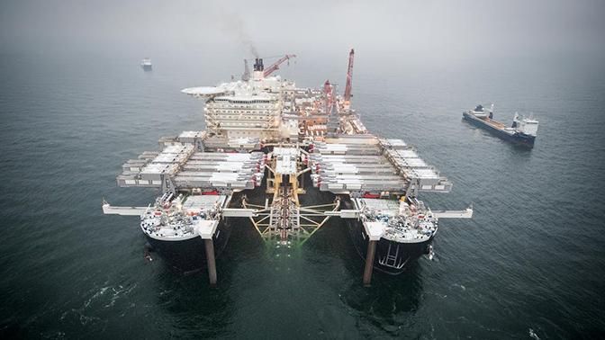 В Дании опровергли отказ «Газпрому» в строительстве «Северного потока - 2»