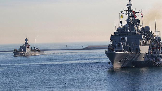 В Крыму поставили под сомнение конвенцию Монтрё по Черному морю