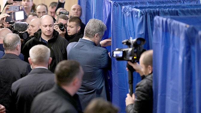 Украинский журналист призвал расстрелять всех неголосовавших за Порошенко