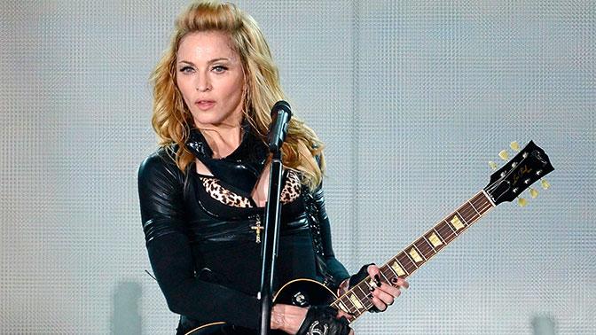 Мадонна выступит на «Евровидении» за миллион долларов