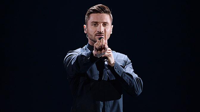 Сергей Лазарев обрадовался 13 номеру на «Евровидении»