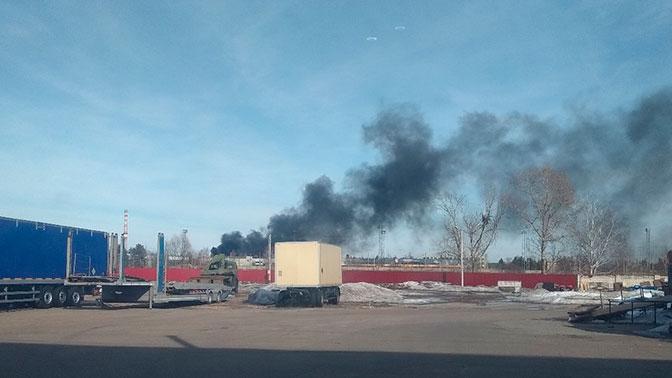 В Ростехе рассказали о взрыве на заводе по производству взрывчатки в Дзержинске