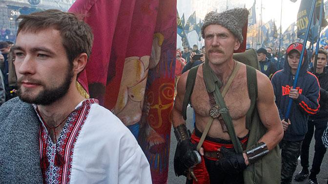 Экс-депутат Верховной рады назвала русскоязычных украинцев «рабами»