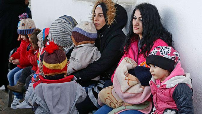 Более 450 человек покинуло лагерь беженцев «Рукбан» за сутки