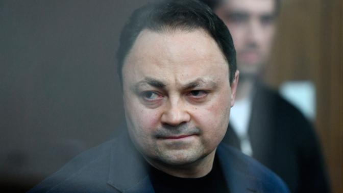 Тверской суд Москвы признал бывшего мэра Владивостока виновным в коррупции