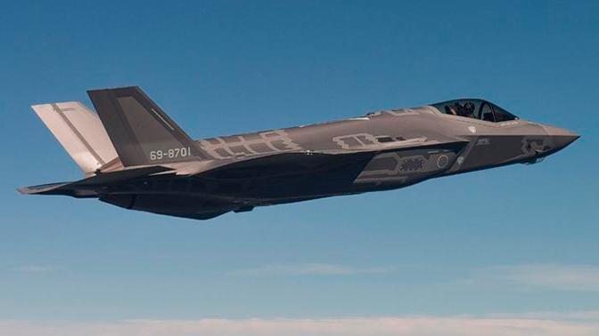 Истребитель F-35А сил самообороны Японии пропал с радаров над Тихим океаном