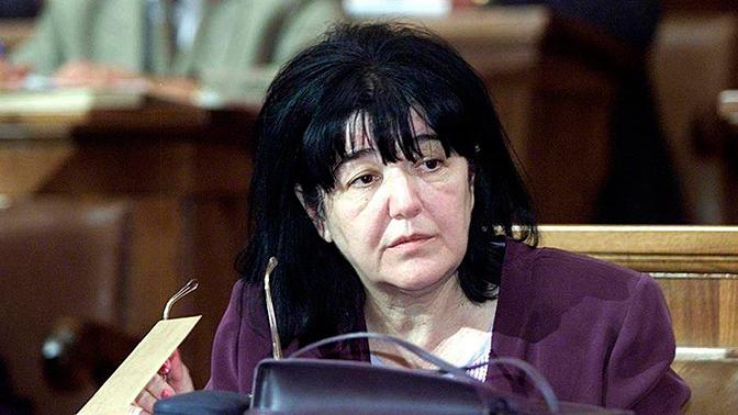 СМИ: умерла вдова экс-главы Югославии Слободана Милошевича