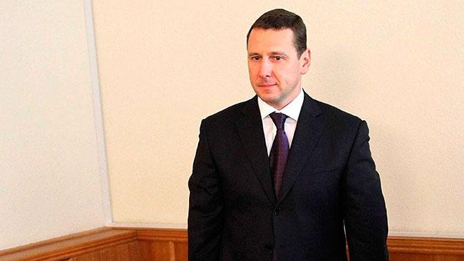 Путин освободил от должности начальника управления президента по приграничному сотрудничеству