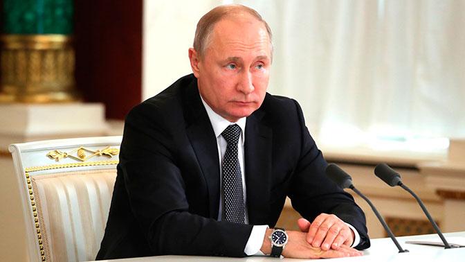 Путин отметил, что в его графике нет встречи в «нормандском формате»