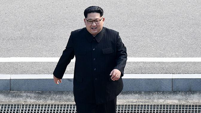 В Кремле подтвердили первый визит Ким Чен Ына в Россию