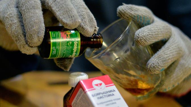 В России могут запретить ночную продажу спиртовых лекарств