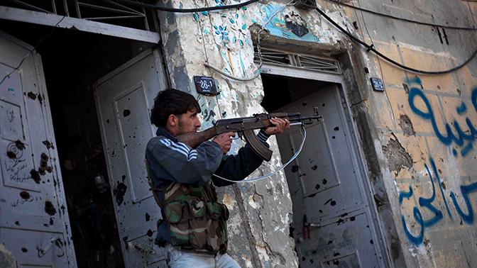 Боевики скопили силы на границе зоны деэскалации в Идлибе