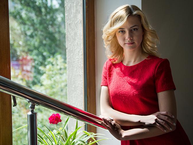Александра Селезенева