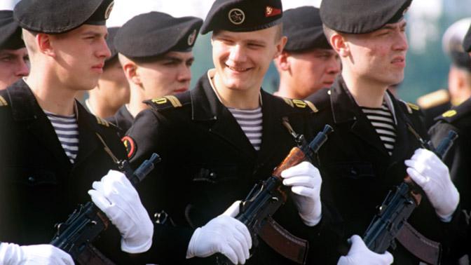 Д/с «История морской пехоты России». 2-я серия. «Черные береты»