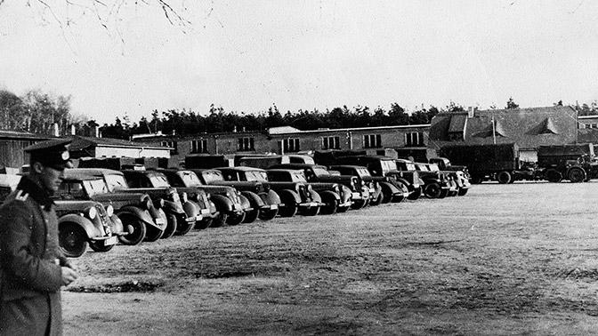 Д/с «Автомобили Второй мировой войны». Фильм 4-й.