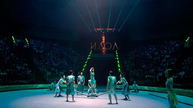 Лучшие цирковые артисты мира на фестивале «ИДОЛ»