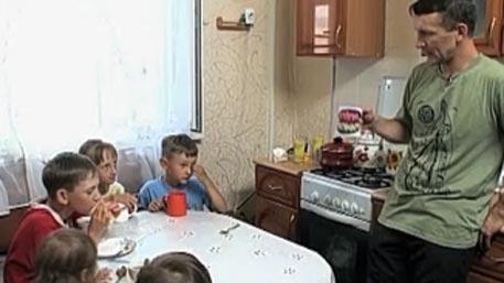 Выпуск 20 августа 2016 г.  Семья Куликовых