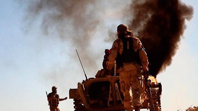 Зачем США спасают террористов ИГИЛ*?